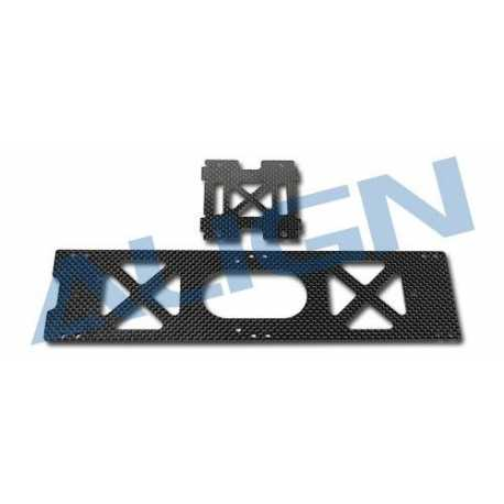 Carbon Bottom Plate/1.6mm