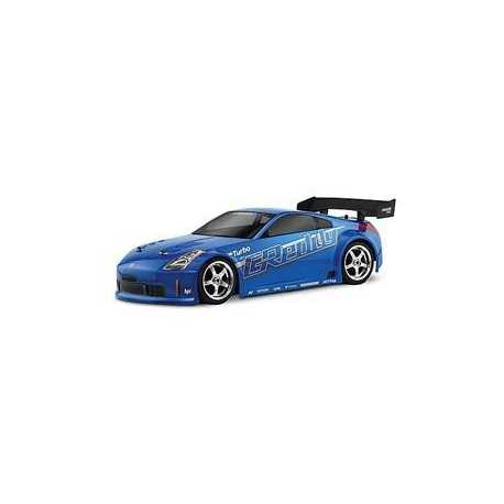 RTR nitro RS4 evo+Nissan 350Z