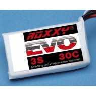 BATERIA ROXXY EVO 3-450 30C 56x31x14mm 46g