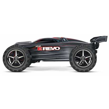 Coche 4WD MONSTER RTR TQ 1/16