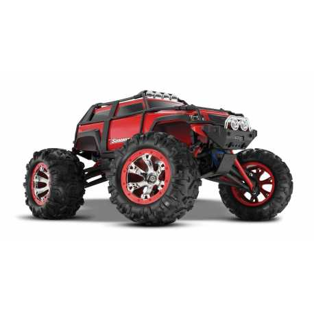 Coche 4WD MONSTER RTR TQ 1/16 [TRX72074R]