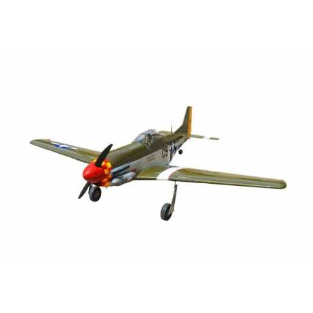 NORTH AMERICAN P-51D MUSTANG 10CC - SEA 276
