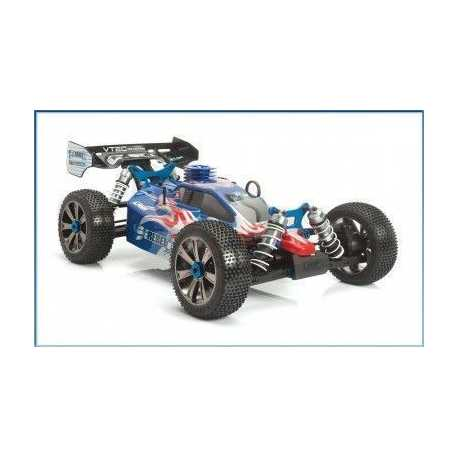COCHE LRP GP 1/8 S8 REBEL BX RTR 2,4 GHZ