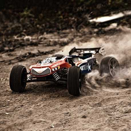 Coche LRP GP 1/8 S8 TX RTR2.4GHz