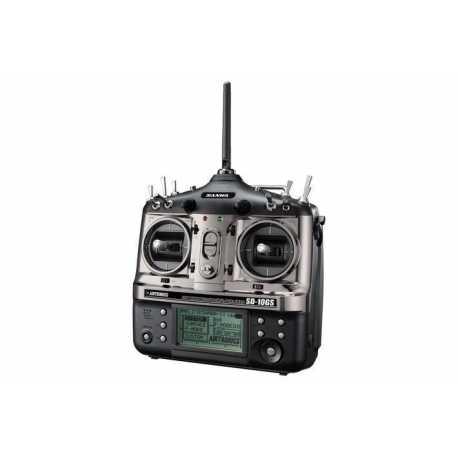 Emisora SD-10GS 10CH FHSS 2.4G Modo 2)