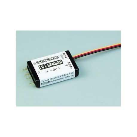 Sensor de voltaje para receptor M-LINK