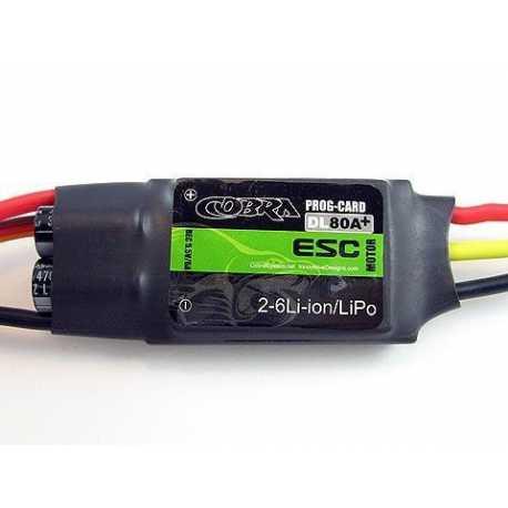 Variador DL80A+ Cobra