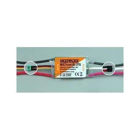 variador de velocidad Multicont BL-27/II