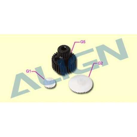 DS410 Servo Gear Set HSP41032