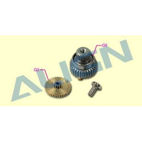 DS410 Servo Gear Set HSP41033
