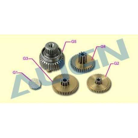 DS410M Servo Gear Set HSP41034