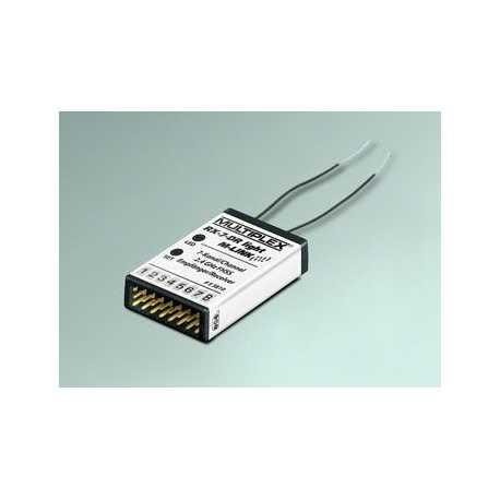 Receptor RX-7-DR light M-Link 2,4 GHz multiplex