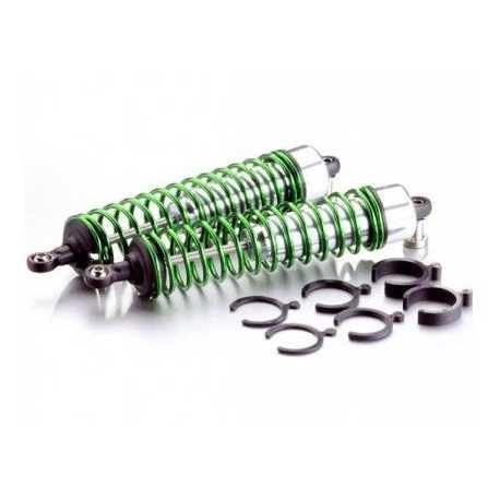 Amortiguadores Big Bore de aluminio para 1/8