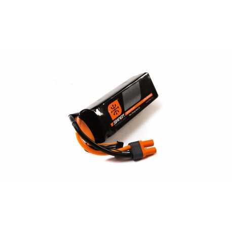 11.1V 1300 mAh 3S 30C Smart LiPo, IC3