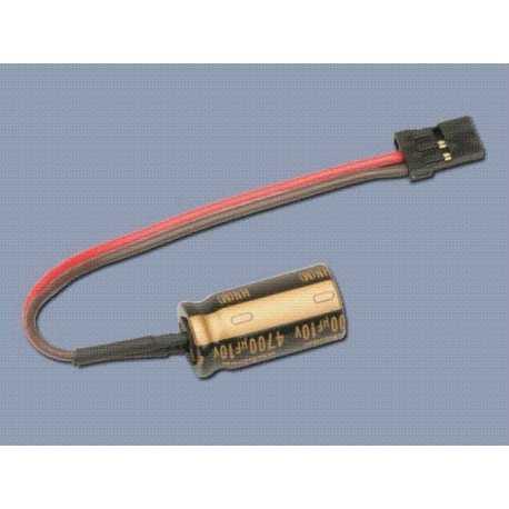 Modulo capacitador para Spektrum 2,4 ghz