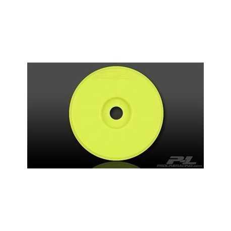 Llantas Velocity V2 amarillas