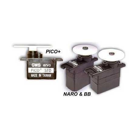 Servo Naro Pro STD