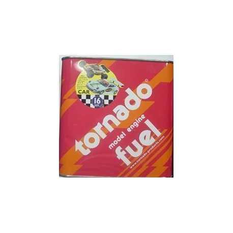 Combustible tornado 16% coche 2.5L