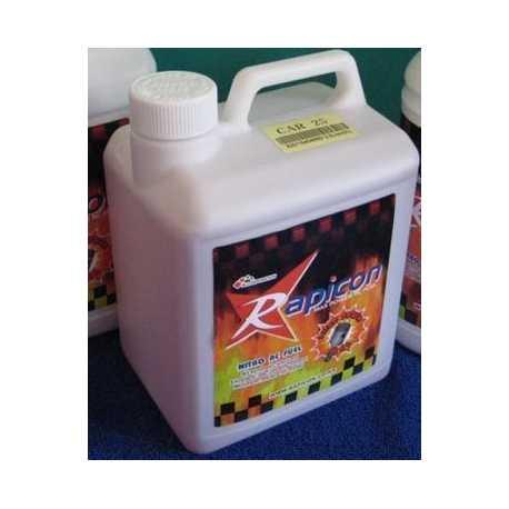 COMBUSTIBLE COCHE 25% NITRO 2.5L