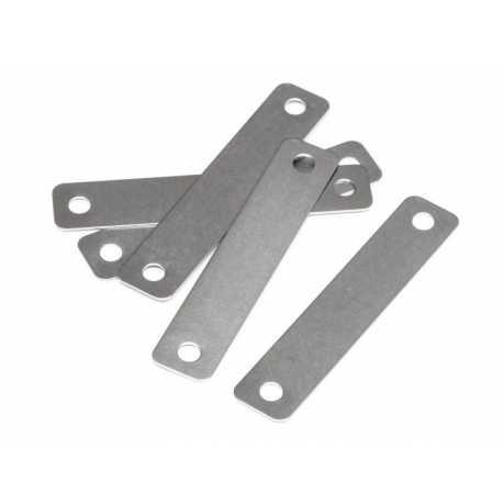 Placas ajuste freno 0.4 mm Baja 5B (5 pzs.)