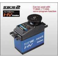 SERVO BLS172SV Brushless HV S-Bus2