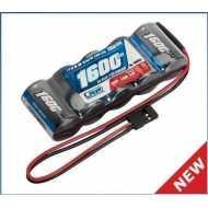 Batería 6,0V-1600mAh NiMH 2/3A XTEC RX - JR - recta