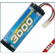 Batería 7,2V-3000mAh NiMh Powerpack