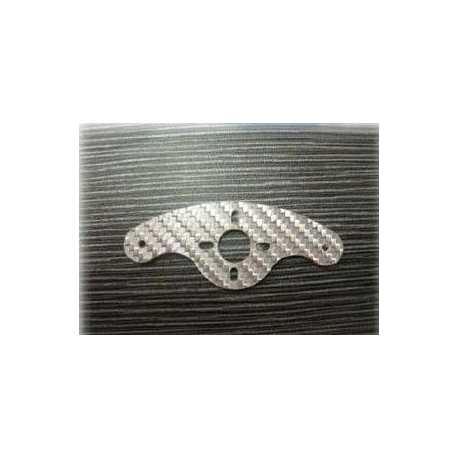 Brazo de servo doble en fibra GSA-1