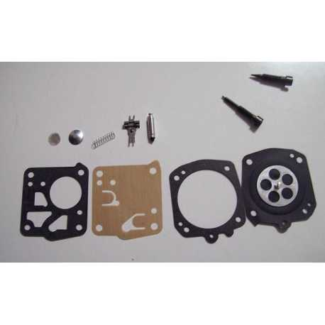 Kit membranas carburador COMPLETO DLE111 y DL100