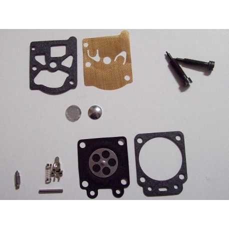 Kit membranas carburador COMPLETO DLE30-35