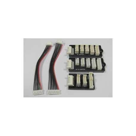 Regleta equilibrador graupner conector PQ/TP/XH