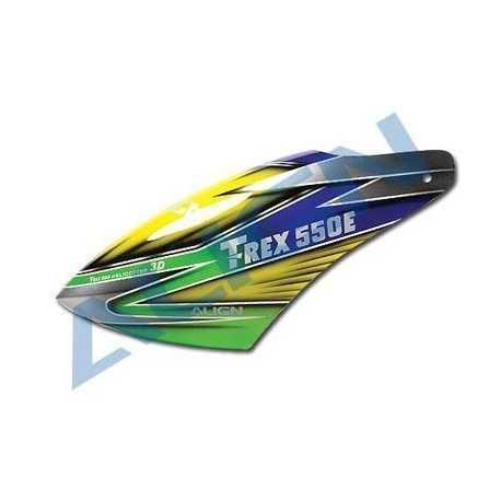 CABINA T-REX 550E
