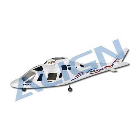 AGUSTA A-109 450 Scale Fuselaje