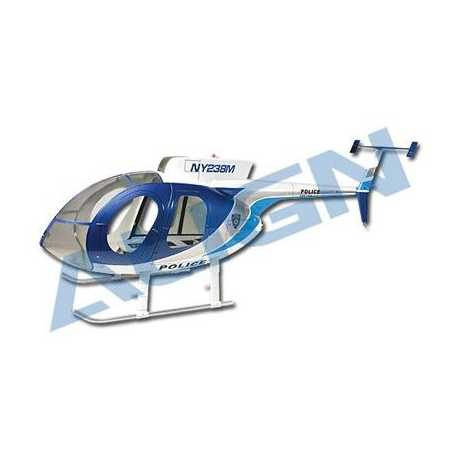 600 Scale Fuselaje 500E