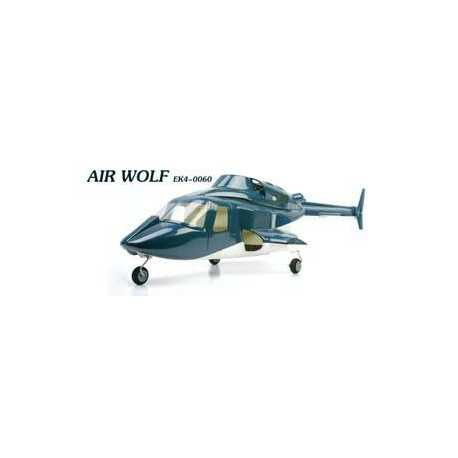 Fuselaje Air Wolf Belt CP