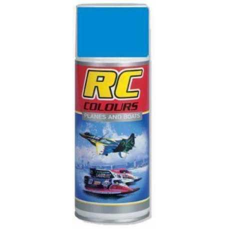 Pintura Resistente al Combustible Azul Cielo
