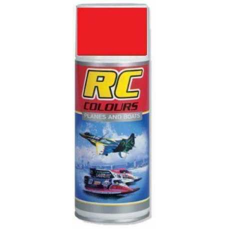 Pintura Resistente al Combustible Rojo Ferrari