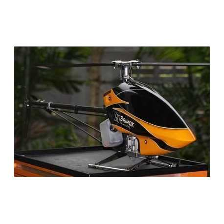 SRIMOK 90 KIT Cyber rotor head ( Flybarless )