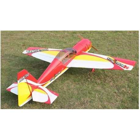 Yak 54 30cc esquema A