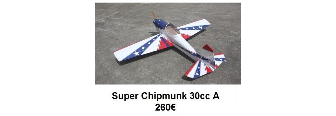 Super Chipmunk 30cc A