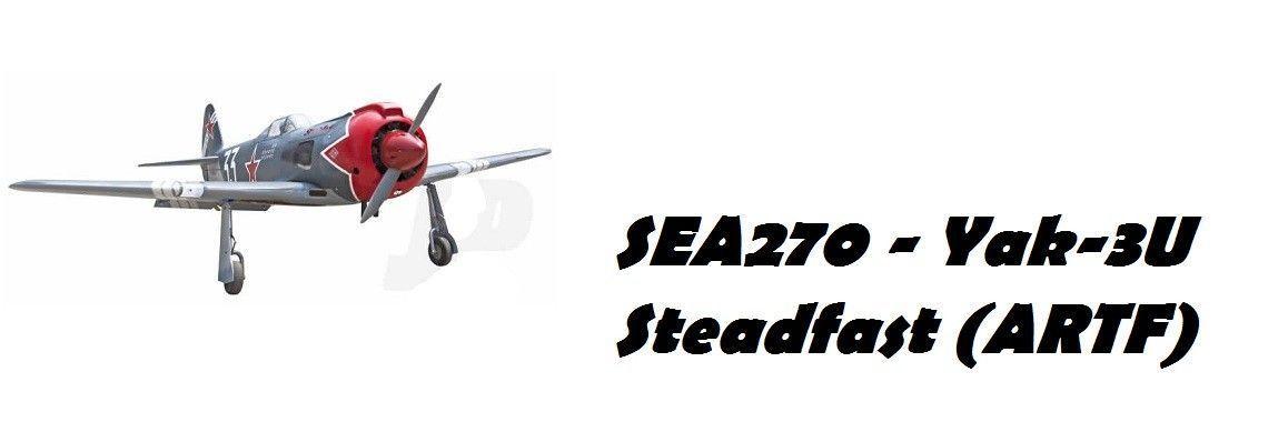 YAK-3U STEADFAST 20CC